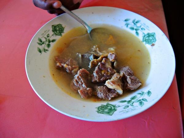 6. 肉湯