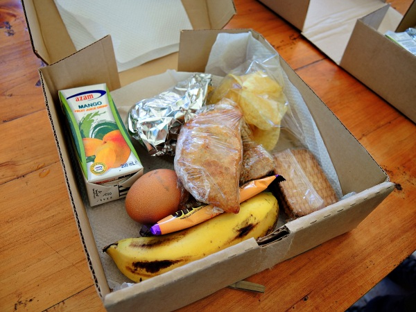 8. lunch box