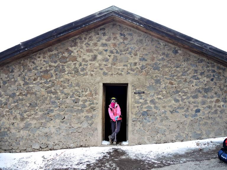 24. Kibo hut